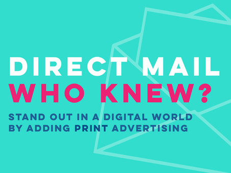 Think Print Advertising is Dead? Think Again.