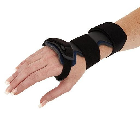 Hand/Wrist orthosis -resting/immobilizing
