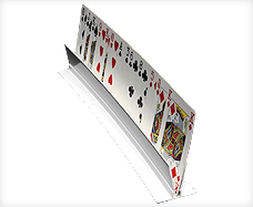 Playing card holder Standard