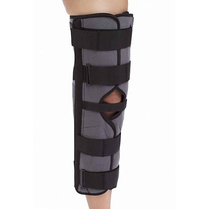 Full leg brace