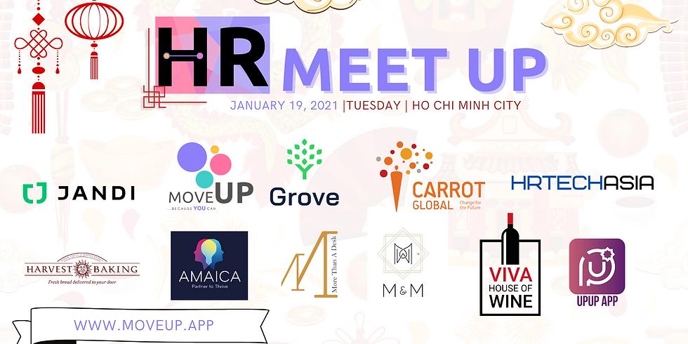 HR MeetUp -  January 2021
