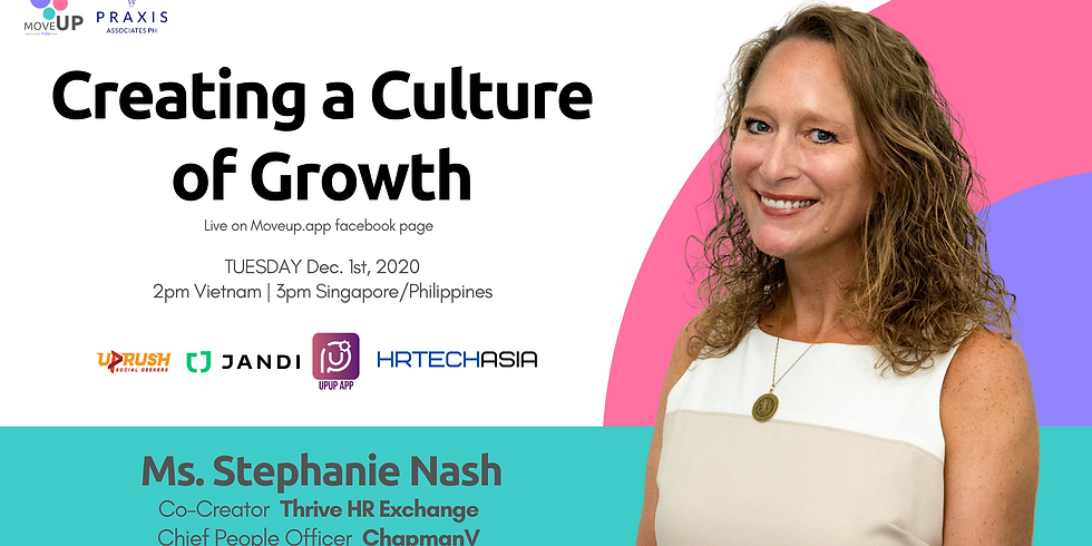 Creating a Culture of Growth