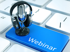 Webinars and Podcasts – Who to Watch and Where