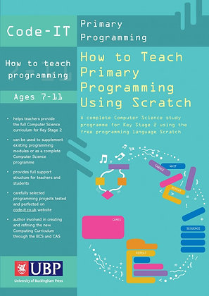 Code-It: How To Teach Primary Programming Using Scratch