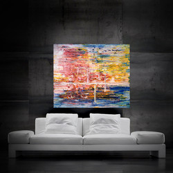 abstract0114 120 x 100cm