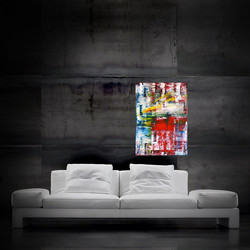 abstract0813 50x70cm