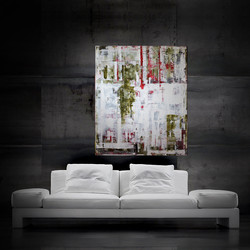 abstract0313 100x120cm SOLD