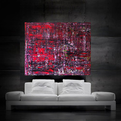 abstract0113 150x120cm SOLD
