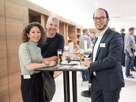 Pause bei Firmenveranstaltung, von Schulz Media Foto & Film aus Salzburg