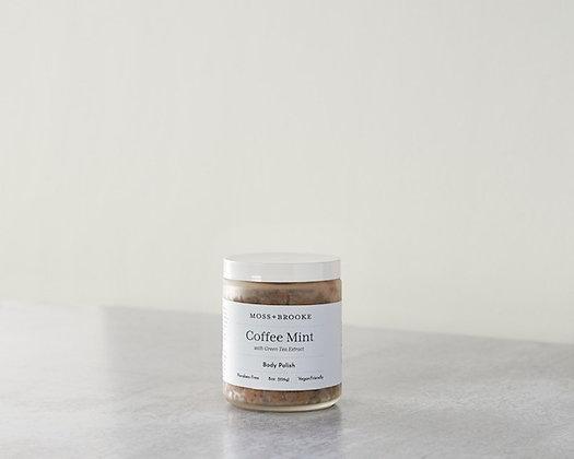 Moss & Brooke Coffee Mint Body Polish