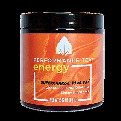 Performance Tea Energy Instant Blend - jar