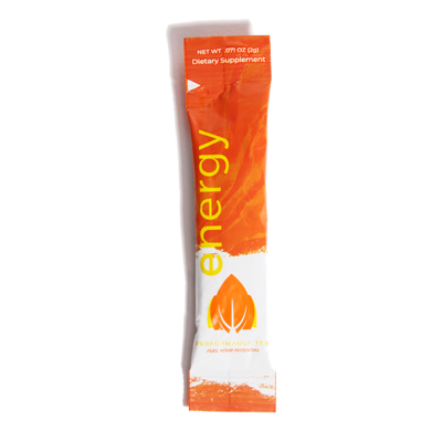 Performance Tea Energy Instant Blend Stick packs