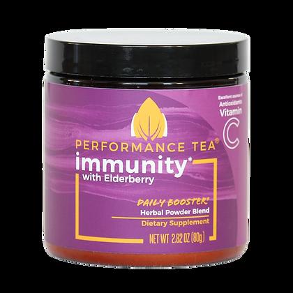 Performance Tea Immunity Instant Blend - jar