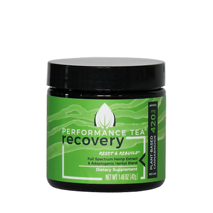 Recovery Instant CBD Blend- Jar