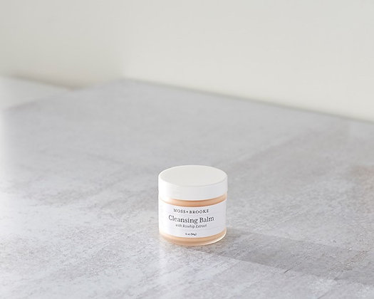 Moss & Brooke Cleansing Balm with Rosehip Extract