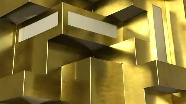 brass oled piece 2018