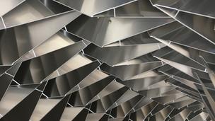 aluminium tesselation 2018