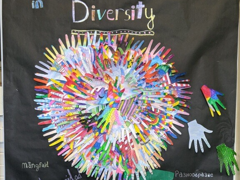 """""""There is Beauty & Strength in Diversity"""""""