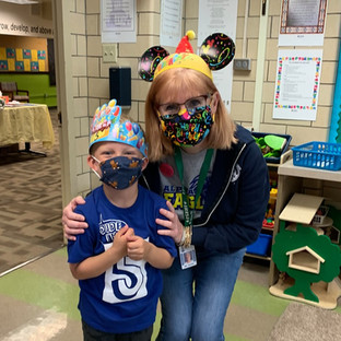 Happy Birthday, Principal Ruefle!