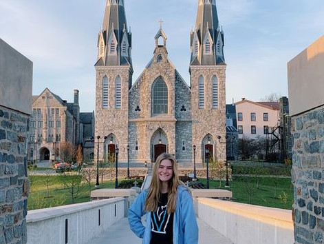 Alumni Update: Annie ('17)