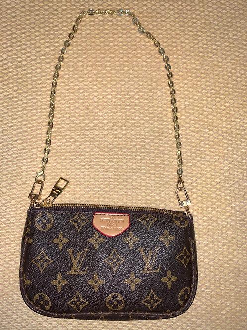 Louis Vuitton Small Handbag (look alike)