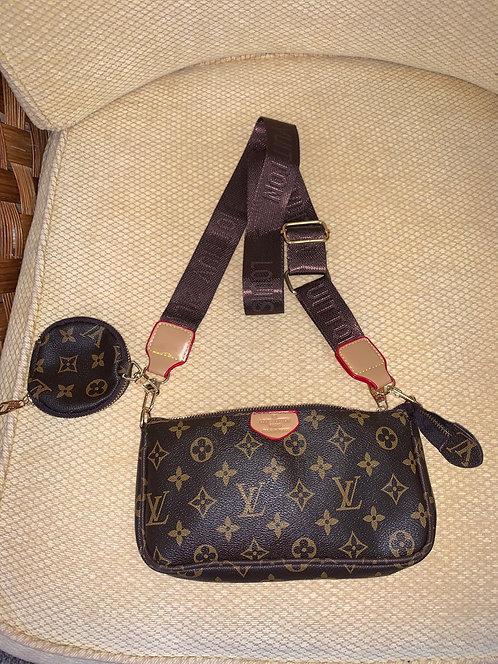 Over the Shoulder Louis Vuitton Hans Bag  (look alike )