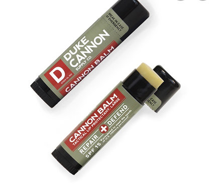 Duke Cannon Large Lip Balm