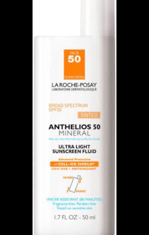 La Roche-Posay Anthelios 50 Mineral Sunscreen Fluid