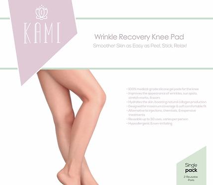 100%Medical-grade Silicone Gel Knee Pad