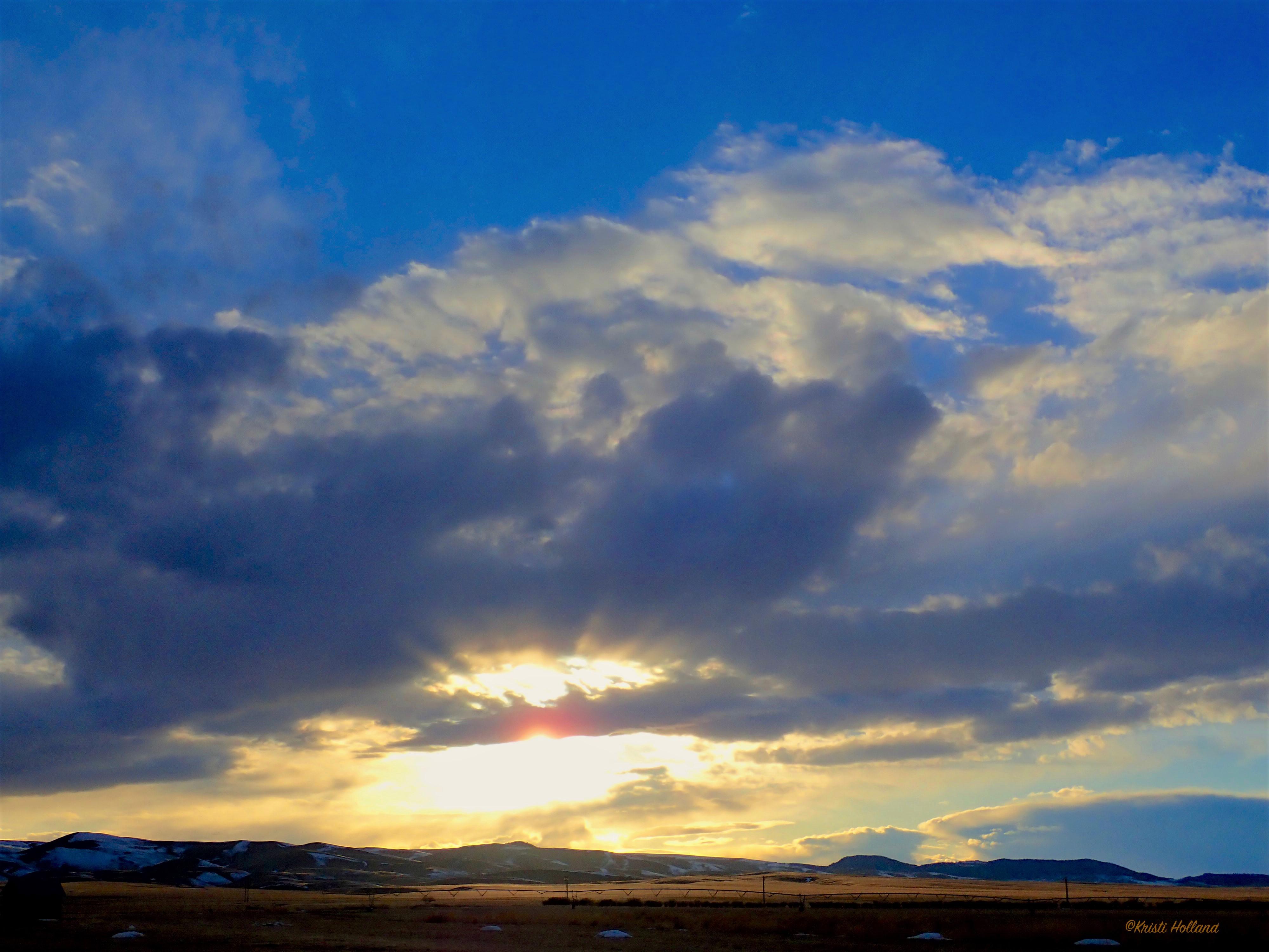 Dillon sunset (Rebich Lane)