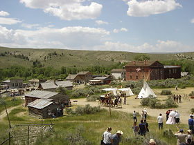 Bannack Stage Coach.JPG