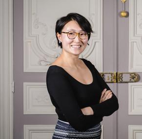 Shu Zhang #CreadAvenir2018 récompensée par le prix de l'Entrepreneure Responsable 2019