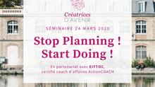 """EITTOC donne rendez-vous le 24 mars prochain aux """"Créatrices d'Avenir"""" pour un séminai"""