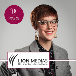 L'Agence Lion Médias s'associe au concours « Créatrices d'Avenir »