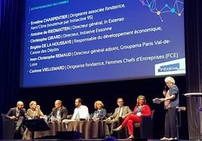 Aero'cline témoigne à l'Université d'Initiative France