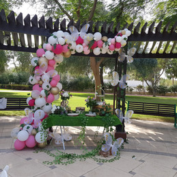 Cake tables