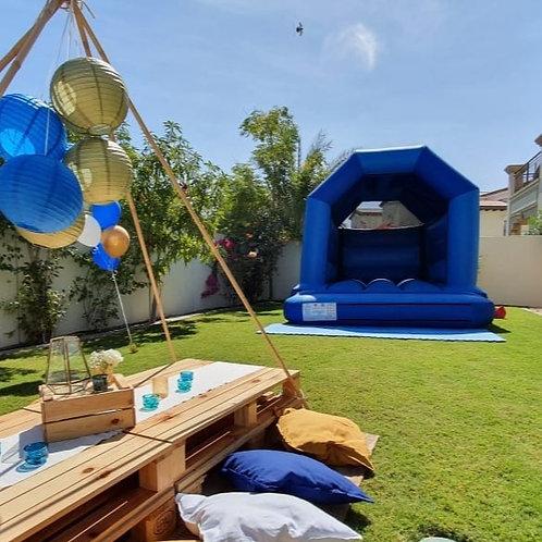 Blue Bouncy
