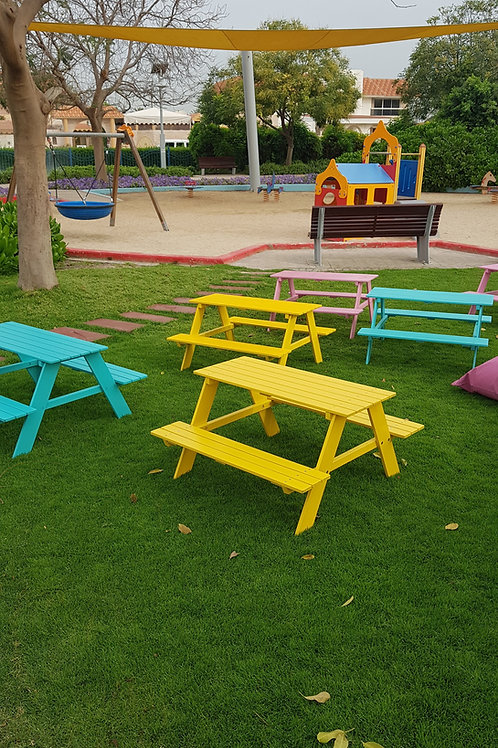 Kids Picnic Benches