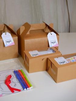 Drop N Go Craft Boxes