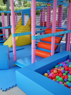 Soft Play Pod and Ball Pit