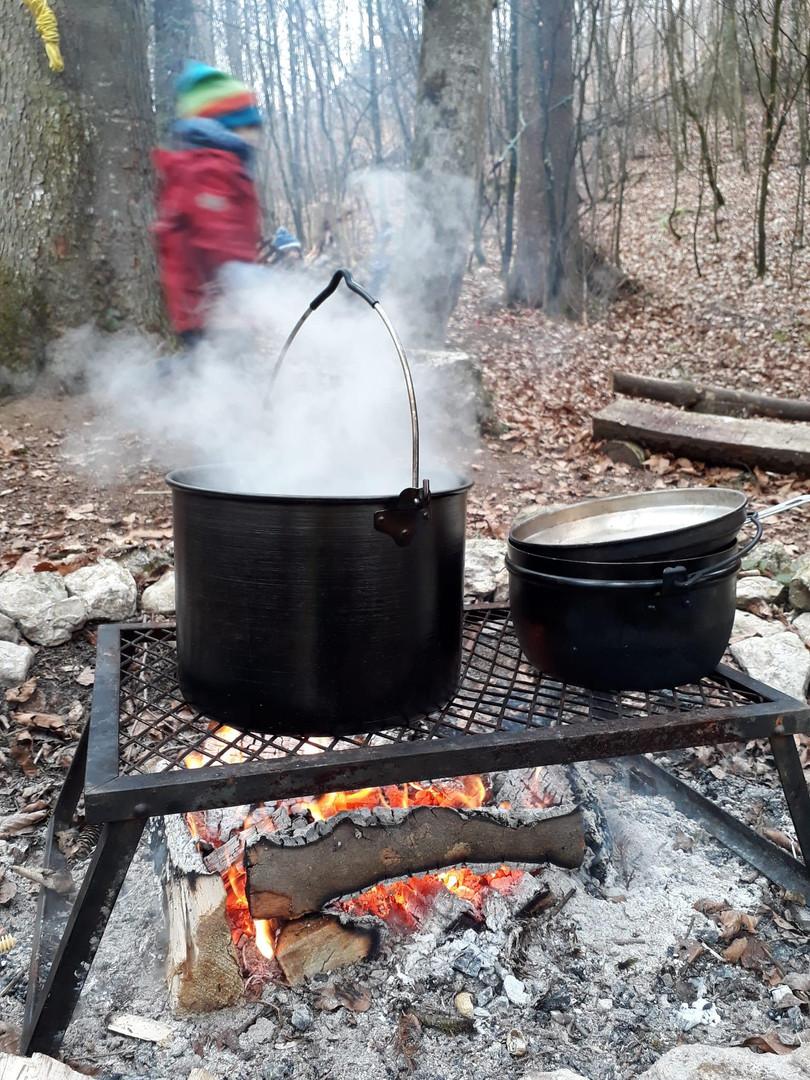 spaguetti kochen