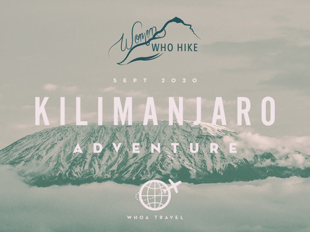 Women Who Hike x Whoa Travel