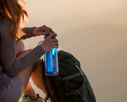 LifeStraw & The Campaign To 1 Million