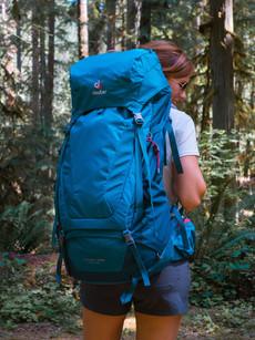 Deuter USA Backpacking & Sustainability