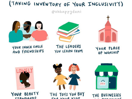 Taking Inventory Of Our Inclusivity