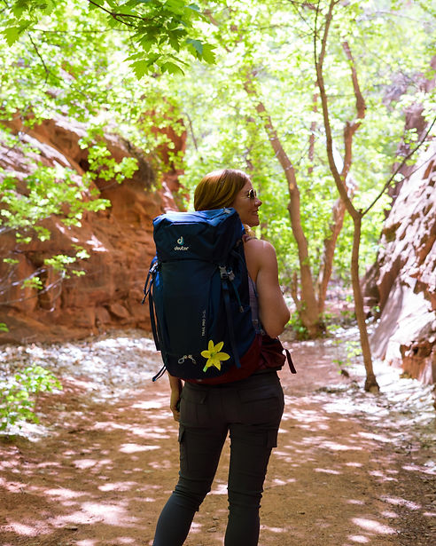 751ccb87348c Deuter SL Fit Packs | Women Who Hike
