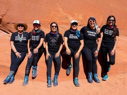 Native Womens Wilderness
