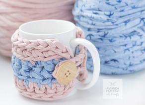 Uma Cozy Mug para chamar de sua | Crochê