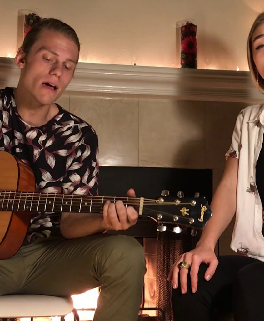 Christina Sofina & Josh Shirah - Stay (Rihanna)