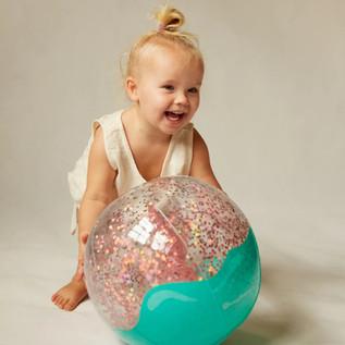 Sunnylife  3D Inflatable Beach Ball  Mer